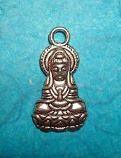 Pendant Kwan Yin Charm Buddhism Bodhisattva Goddess Charm Spiritual Healing