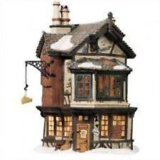 Dept 56 Dickens Village A Christmas Carol EBENEZER SCROOGE'S HOUSE 58490 DEALER