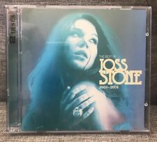 JOSS STONE The Best Of 2CD 2003-2009 Deluxe Ed Discs Mint FAST FREE POST
