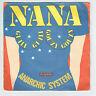 "ANARCHIC SYSTEM 45T Vinyl 7"" NANA GUILI GOUZY -I MADE UP MY MIND -DELPHINE 64012"