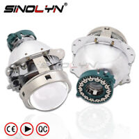 EVOX-R V2.0 D2S Bi xenon Projector Lens Headlight Replace For BMW E60 E39 X5