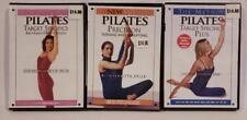 NEW 3 THE METHOD PILATES TARGET SPECIFICS PRECISION ABS ARM DVD'S + FREE Bonuses