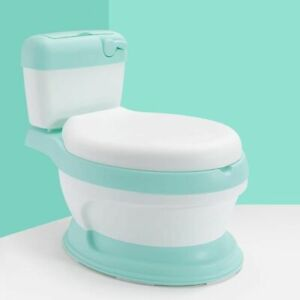 Kids Toddler Potty Toilet Training Seat Step Stool with Splash Guard 3 in 1