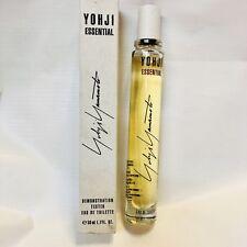 YOHJI ESSENTIAL by YOHJI YAMAMOTO EAU DE TOILETTE SPRAY - 1.7 oz. - NO CAP COVER