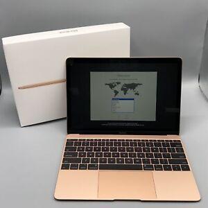 "MacBook 12"" 2017 - 512GB SSD | 8GB | 1.3GHZ - Excellent w/ Box!"