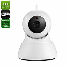Indoor 720p HD PTZ Security IP Camera (WiFi Wireless, Two Way Audio, Motion Dete