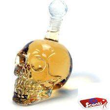 Vodka Crystal Head Bottiglia a forma di Teschio 550 ml