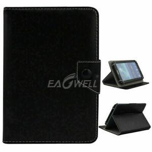 "US For Samsung Galaxy Tab A/4/ 7""8""9.7""T330 T555 T230 Leather Folding Folio Case"