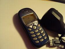 Barato fácil ancianos niños Senior desactivar Siemens C45 en T-Mobile, Virgin, EE + Cargador