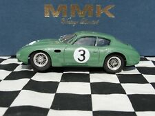 MMK RESIN ASTON MARTIN GREEN  #3  1:32 SLOT BRAND NEW IN BOX