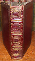 1827 SERMONS by Hugh BLAIR in 1 Vol Rhetoric and Belles Lettres Presbyterian