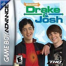 Drake & Josh  (Nintendo Game Boy Advance, 2007) DS & DS Lite *NEW