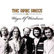 THE DIXIE DREGS – WAGES OF WIERDNESS '78 (NEW/SEALED) CD LIVE