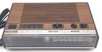 General Electric GE AM/FM Radio Alarm Clock Model 7-4624B