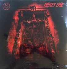 MÖTLEY CRÜE 2LP VINYL - live in Boston - NUMBERED LIMITED EDITION