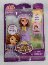 "NEW Disney Sofia The First Buttercup Troop Sofia Doll #2 ""Try Your Best"""