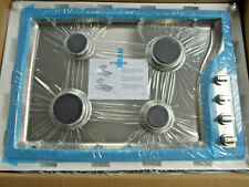 New listing Scholtes Stainless Steel 4 Burner Natural Gas Cooktop Tg304-(Ix)-Gh-Na