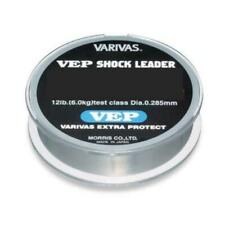 Morris Varivas Vep Shock Leader 50m 30lb Fishing Line New