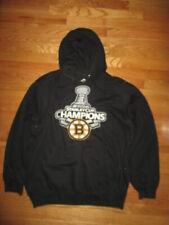G-III Label - 2011 Stanley Cup Champions BOSTON BRUINS (LG) Hooded Sweatshirt