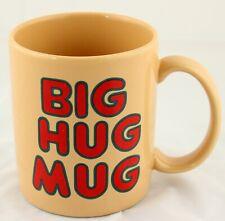 Big Hug Mug Coffee Cup FTD Vintage True Detective HBO Matthew McConaughey 12oz