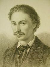 Original-Stahlstiche von Porträts & Persönlichkeiten (1800-1899) aus Deutschland