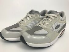 MBT Moja Womens Athletic Walking Sneakers Shoes Sz 8.5 400214-16 White Gray