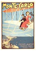 R262948 Monte Carlo. Concours D Aviation Fevrier et Mars. Jules Alexandre Grun.