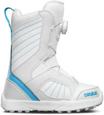 ThirtyTwo 32 Boa Kids Snowboard Boots Youth New Sample White UK 1 / EU 33