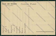 Bologna città Militari cartolina QQ9138
