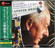 GUNTER WAND & BERLINER...-BRUCKNER: SYMPHONY NO.7-JAPAN SACD Hybrid F30
