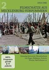 FILMSCHÄTZE AUS MECKLENBURG VORPOMMERN 2 MV Rügen HIDDENSEE Küste DOBERAN DVD