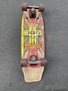 Vintage Dogtown Skateboard