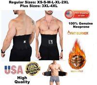 PLUS SIZE Men Slimming Belly Vest 100/% Authentic Neoprene 2.5 mm Sauna Suits