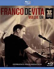 Franco de Vita: Vuelve en Primera Fila (Blu-ray Disc, 2013)