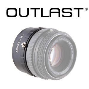 OUTLAST PK-M4/3 Adapter Pentax K PK Lens to Micro 4/3 Four Thirds Micro 4/3 43