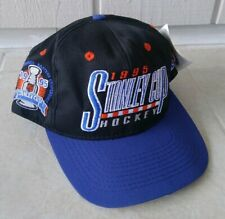 Vintage CCM 1995 Stanley Cup Hockey Hat NWT NHL 90s Snapback