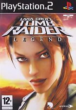 Lara Croft Tomb Raider: Legend Sony Playstation 2 PS2 PAL Brand New