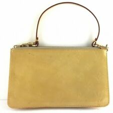 Louis Vuitton r010039  Vernis Leather Lexington Pouch Hand Bag M91010