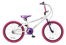 """Concept Roxy Junior Filles Vélo BMX Vélo 9.5"""" Cadre 20"""" Roues Rose Blanc CN143"""