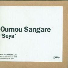 Oumou Sangare - Seya Cardsleeve Promo Full Album Cd Eccellente