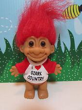 "I Love Ozark Country - 5"" Russ Troll Doll - New In Original Wrapper"