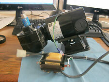 Bodine: 33ABEPM-5R Right Angle DC Motor w/ Signal Transformer.  New Old Stock <