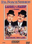 """Laurel and Hardy and Friends - Featuring """"Our Gang"""" (DVD, 1999) #244"""