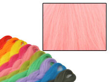 CYBERLOXSHOP PHANTASIA KANEKALON JUMBO BRAID ULTRA PINK HAIR DREADS