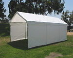 NEW 10'x30' Enclosed Carport/Canopy- SHIPPING INCLUDED