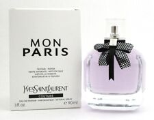 Mon Paris Couture by YSL Yves Saint Laurent Eau De Parfum 3oz 90ml Tester NIB