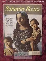 Saturday Review January 6 1962 HENRY BRANDON ELMO ROPER LOREN GRAHAM