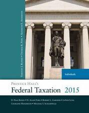 Prentice Hall's Federal Taxation 2015 Individuals (28th Edition) (Prentice