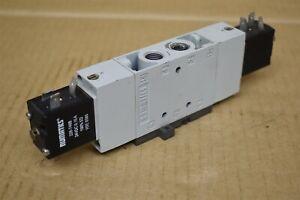 Numatics Solenoid Valve Model No. L22BB652B000061 14.5-145 PSIG-AIR 1-10 BAR