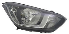 RIGHT side black headlight front light FOR HYUNDAI i20 PB PBT H7 from 3 / 12-